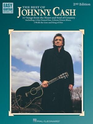 The Best of Johnny Cash 2nd ed. - HL 00702043