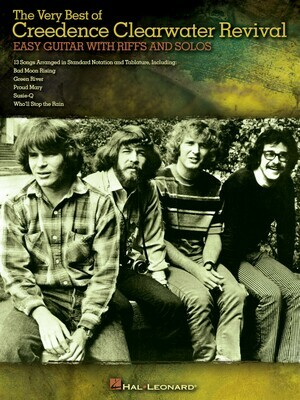 The Very Best of CCR - Credence Clearwater Revival - HL 00702229