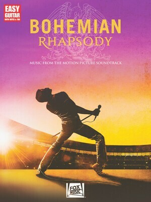 Bohemian Rhapsody Music from the Motion Picture Soundtrack - Queen - HL 00289632