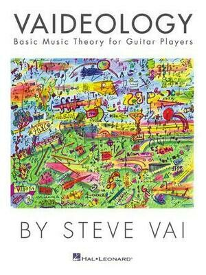 Vaideology - Basic Music Theory for Guitar Players- HL 00279217