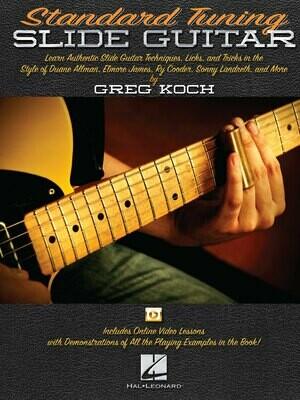 Standard Tuning Slide Guitar - HL00102839