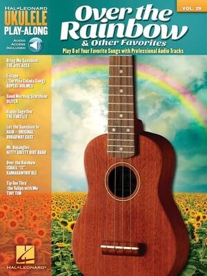 Over the Rainbow & Other Favorites -  Ukulele - HL 00117076