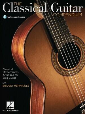 Classical Guitar Compendium - HL 00116836