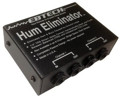 EB Tech HE-2 Hum Eliminator™ 2 - HL 00242744