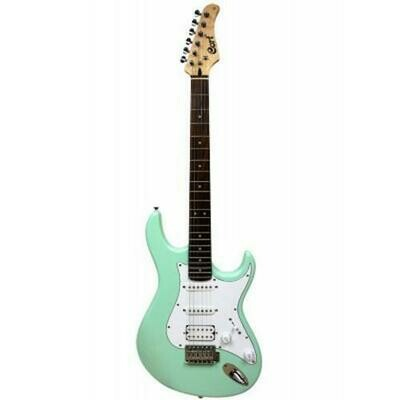 Cort Electric Guitar - Caribbean Green - G110 CGN