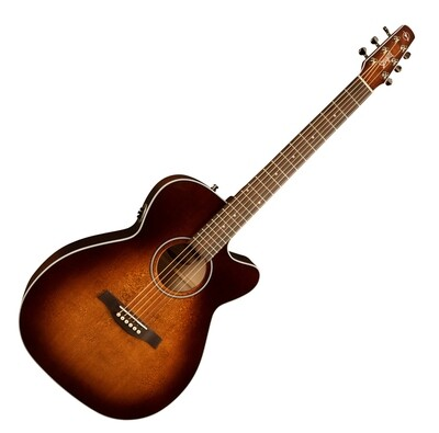 SEAGULL Performer CW Concert Hall Burnt Umber QIT with Bag