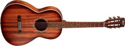 Cort Acoustic Guitar Mahogany Open Pore AP550M-OP
