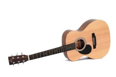 Sigma Left Handed Orchestra Acoustic Guitar OMM-STL