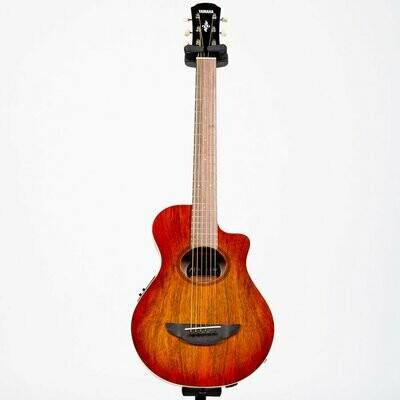Yamaha APXT2EW- 3/4 Electric Acoustic - Light Amber Burst