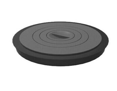 Плита чугунная 400 мм