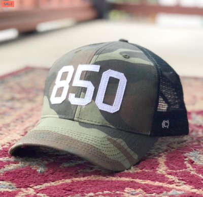 850 Trucker Hat
