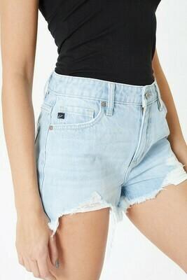 Kancan Shorts in Light Wash