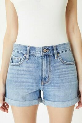 Kancan Shorts in Medium Wash