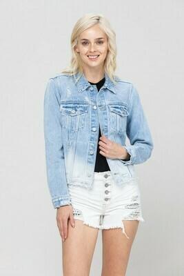 Liza Denim Jacket