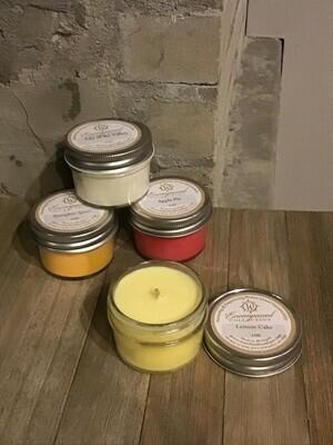 Candle - Pumpkin/Apple/Lemon/Lilly