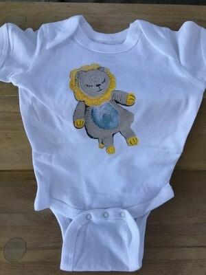 Little Lion Onesie - Newborn