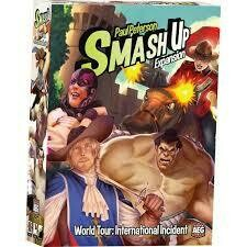 Smash Up: World Tour: International Incident
