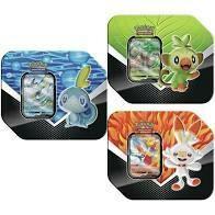 Pokemon TCG: Galar Partner Tin
