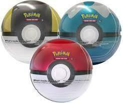 Pokemon TCG: Pokeball Tin