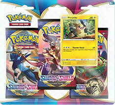 Pokemon TCG: Sword & Shield 3 Booster Blister Pack