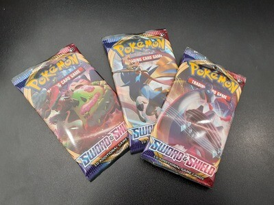 Pokemon TCG: Sword & Shield Booster Pack