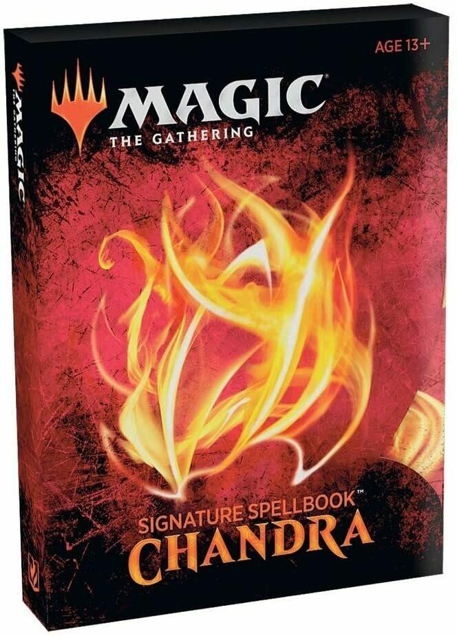 Magic: the Gathering TCG: Signature Spellbook Chandra
