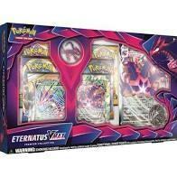 Pokemon TCG: Eternatus VMAX Premium Collection