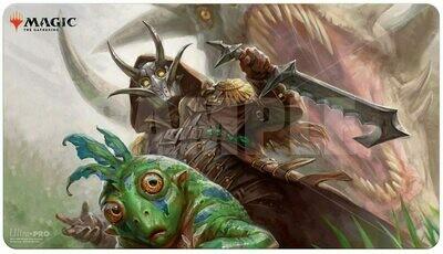 "Magic: The Gathering TCG: Ikoria: Lair of Behemoths ""Easy Prey"" Gaming Playmat"