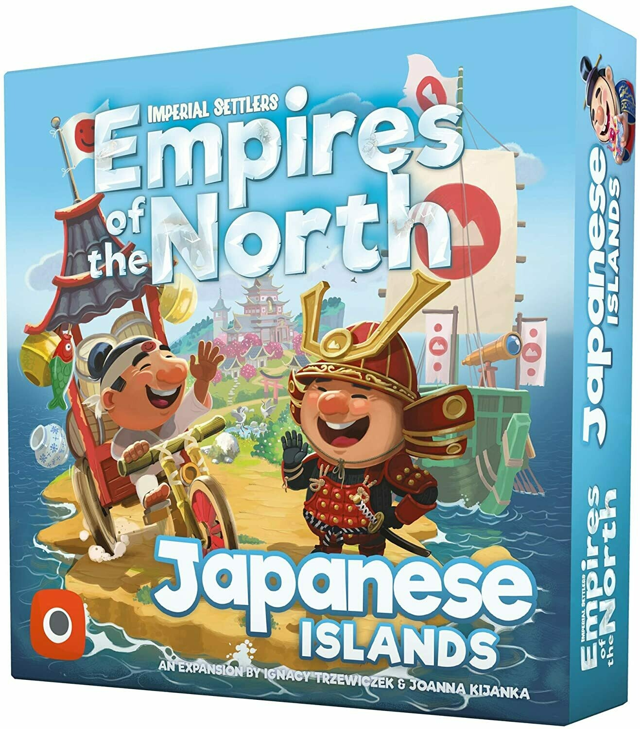 Empires of the North: Japanese Islands Expansion
