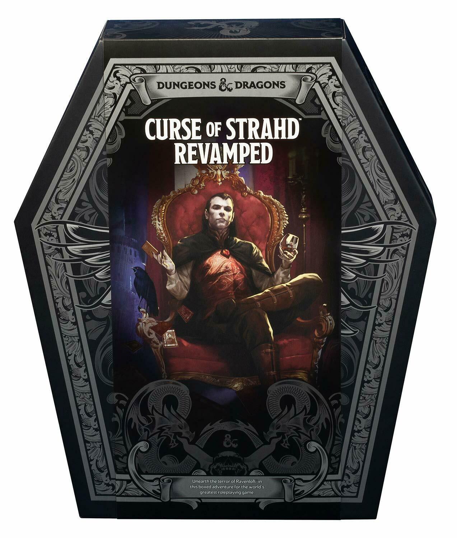 D&D: Curse of Strahd: Revamped Premium Edition