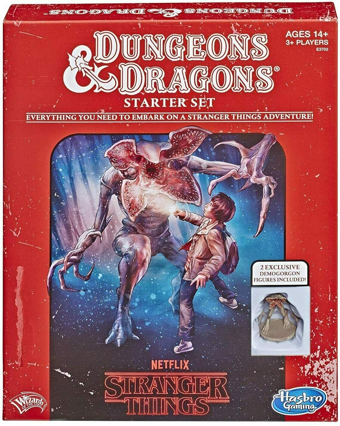 D&D: Stranger Things Starter Set