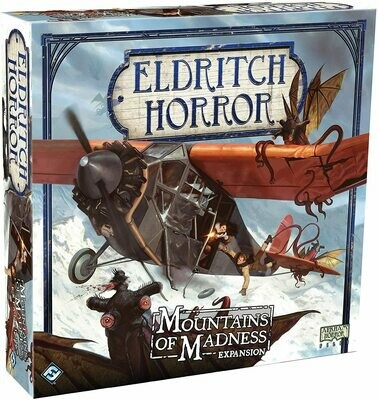 Eldritch Horror: Mountains of Maddness Expansion