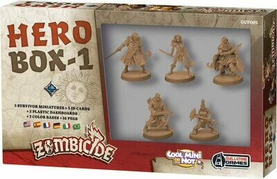 Zombicide: Hero Box-1