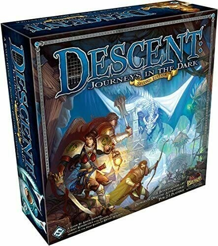 Descent: Journeys in the Dark