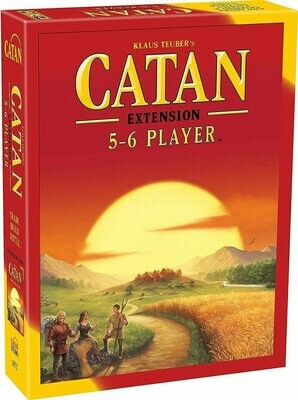 Catan: 5-6 player