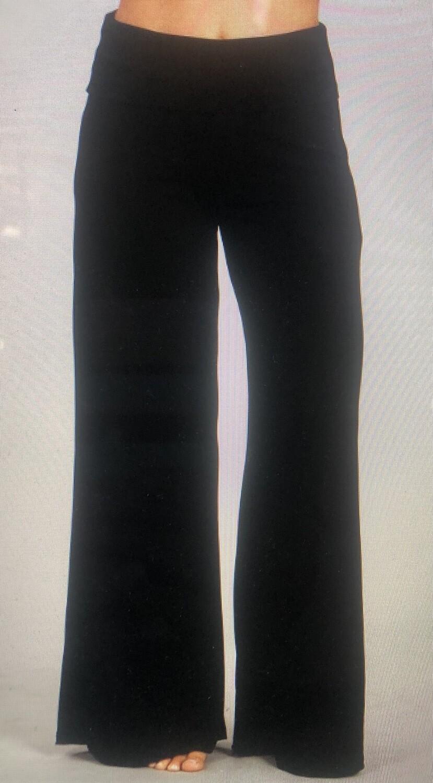 Black Dress Pants - Plus