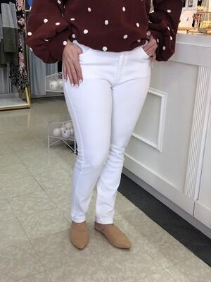 Kancan White Skinny