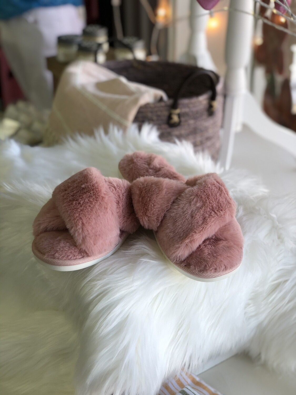 Blush House Shoe
