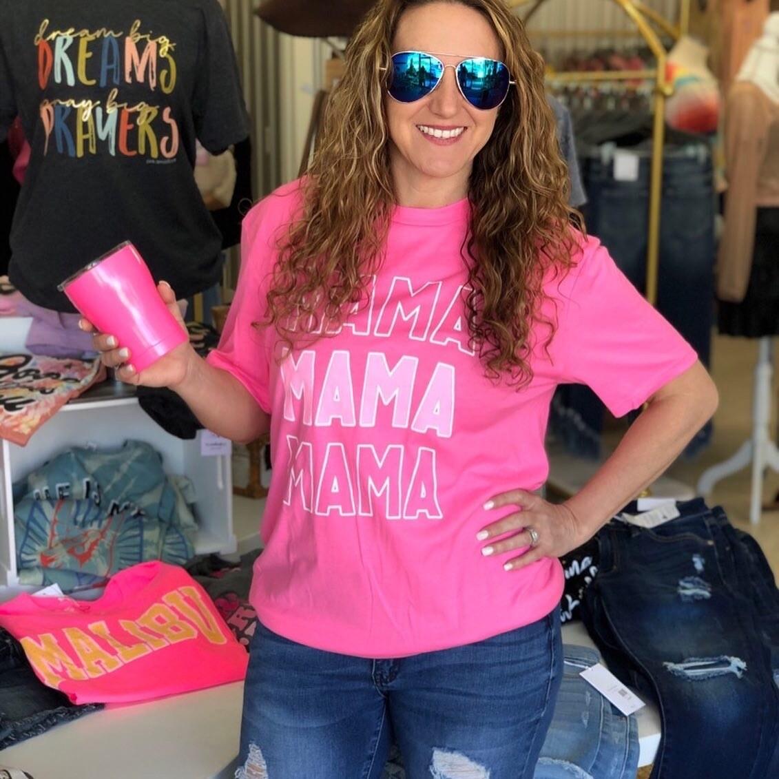 Hot Pink Mama