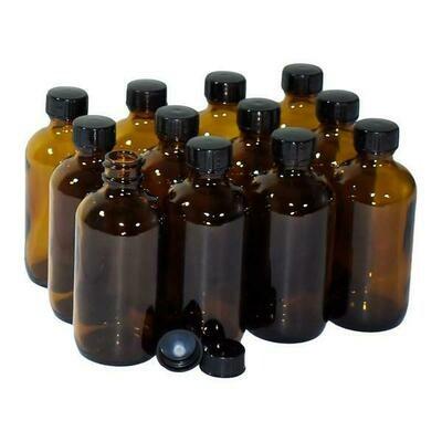 8oz Glass Bottle