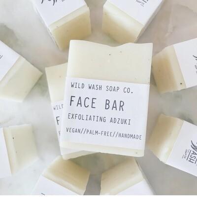 Organic Exfoliating Face Bar