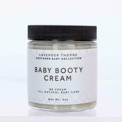 Organic Baby Booty Cream