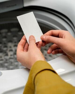 Organic Laundry Paper - Fresh Linen
