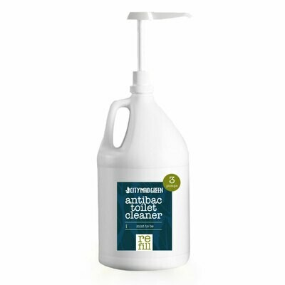 Organic Antibacterial Commode Cleaner - Concentrated