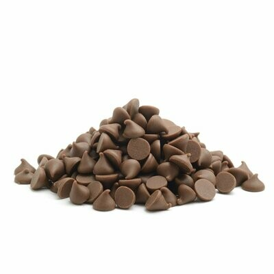 Organic Chocolate Chips (63%)