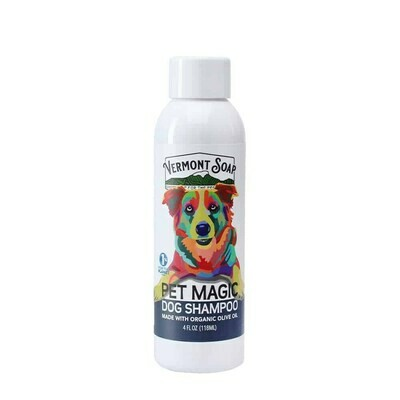 Organic Pet Shampoo