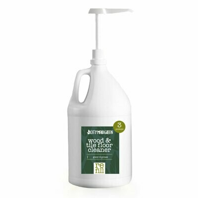 Organic Wood/Tile Floor Cleaner - Concentrated