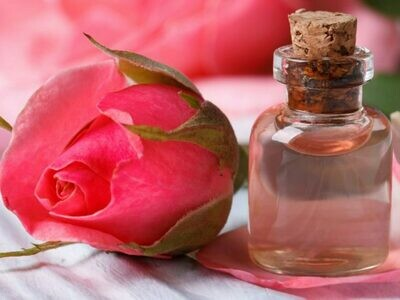 Organic Rose Water Toner