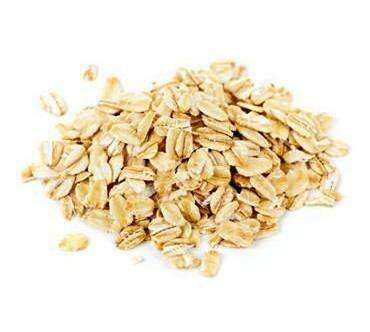 Organic Whole Grain Rolled Oats (Gluten-Free)