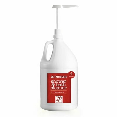 Organic Shower/Bath Cleaner - Concentrated
